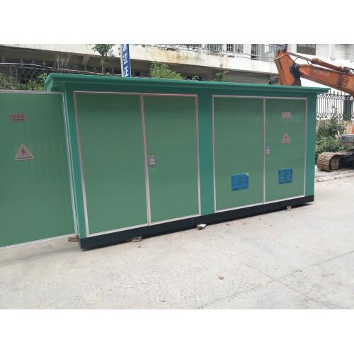 环保型复合板箱变