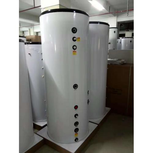 单盘管换热水箱