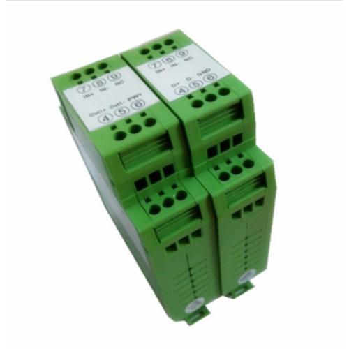 0-5V转0-24电平信号隔离器
