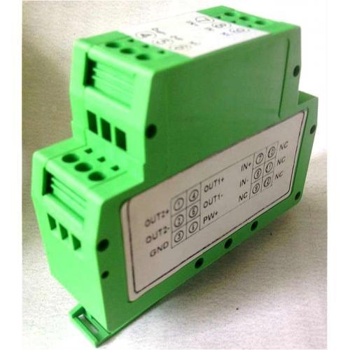 0-±10mA转0-10v信号转换器模块