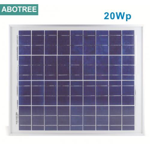 20W瓦太阳能板