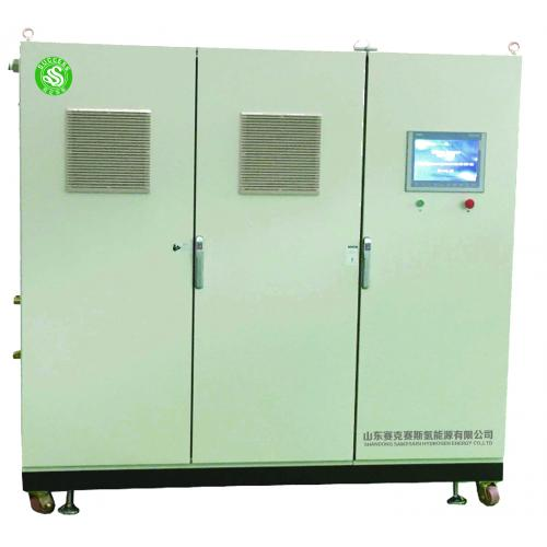 10立方国产纯水电解制氢设备PEM