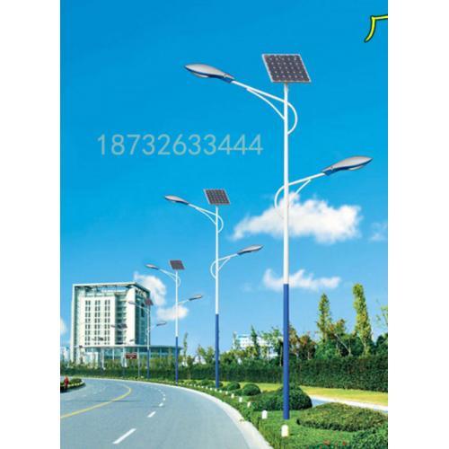 太陽能一體化鋰電池路燈
