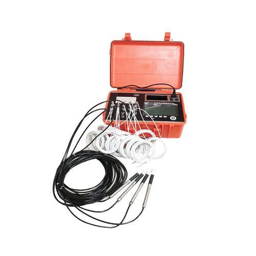 便携式多通道温湿度巡检记录仪