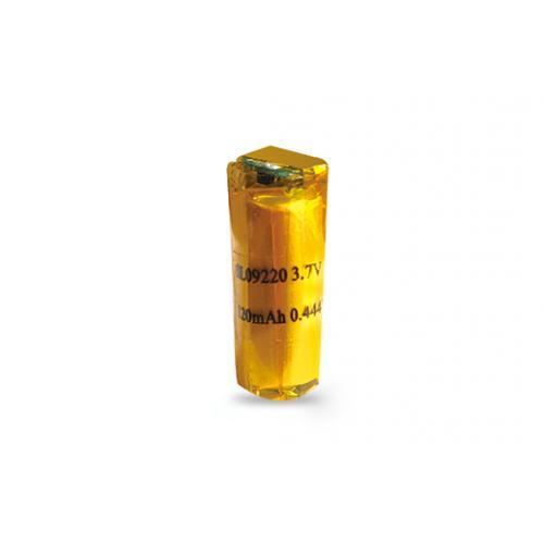 电子烟用圆柱形聚合物锂离子电池