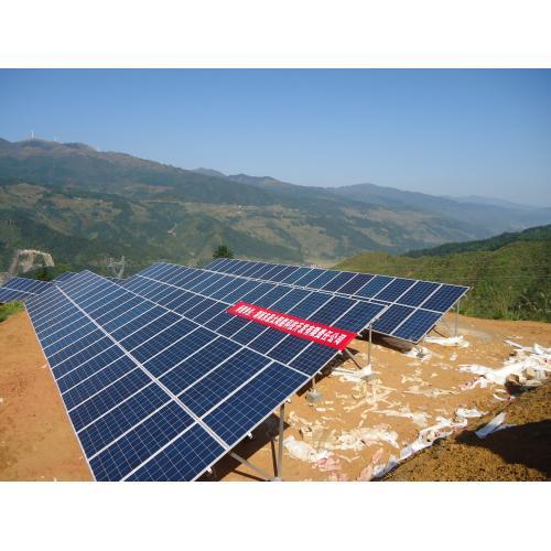 家用太阳能发电机组