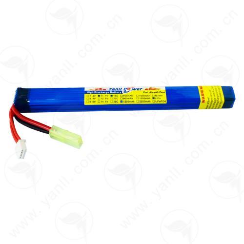 CS长条玩具锂电池