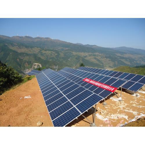 10KW太阳能离网系统