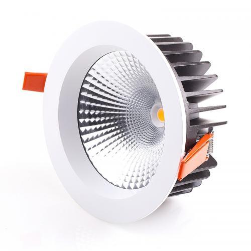 压铸4寸LED筒灯