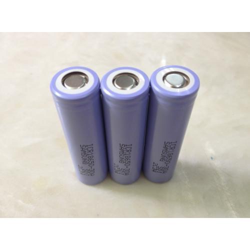 三星18650大容量锂电池