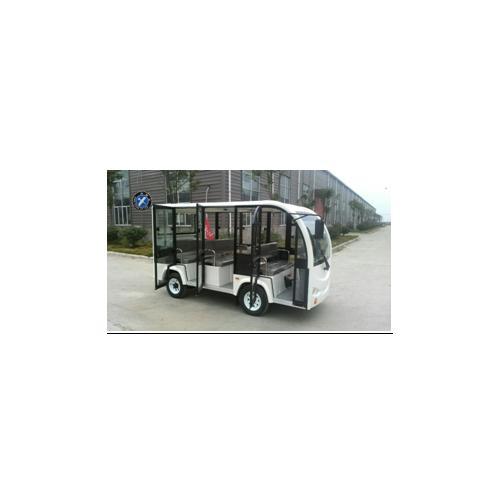 电动太阳能新能源观光车