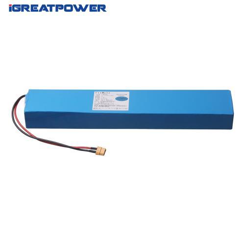 36V 10AH滑板车锂电池组动力锂电池