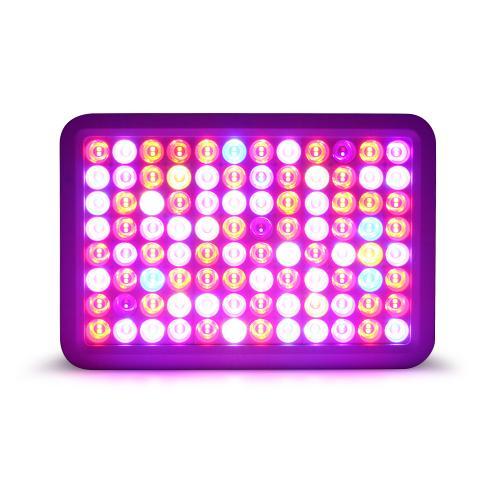 双通道调光多光谱塑胶植物灯