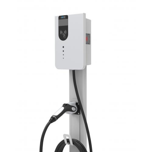 7KW单相交流充电桩