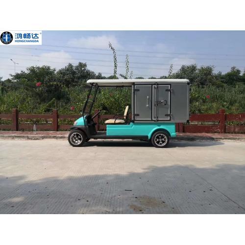 电动多动能货车