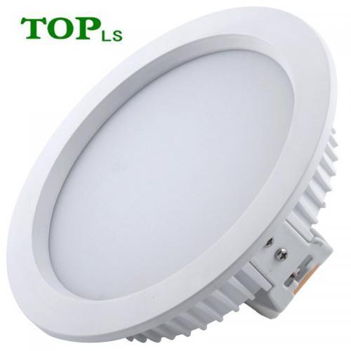 压铸LED筒灯8寸30W