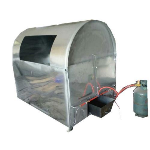 廢舊泡沫熱熔化坨烤箱
