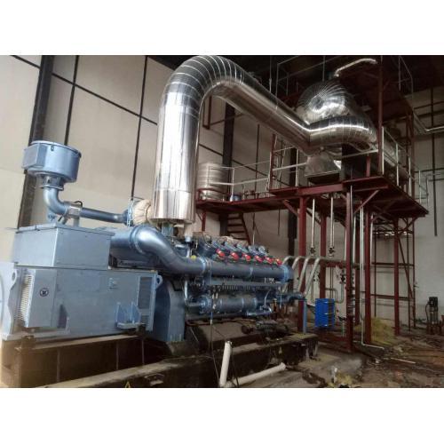 熱管式余熱蒸汽鍋爐
