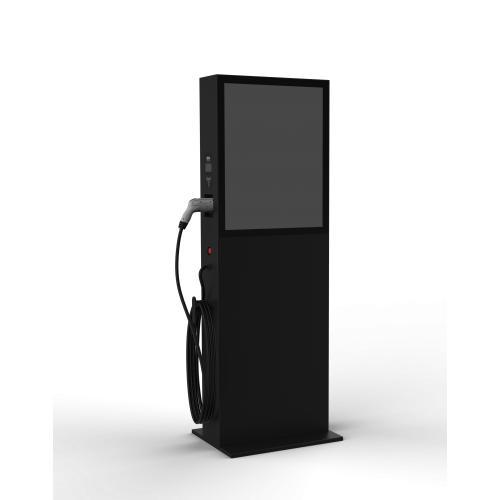 落地式交流广告机充电桩