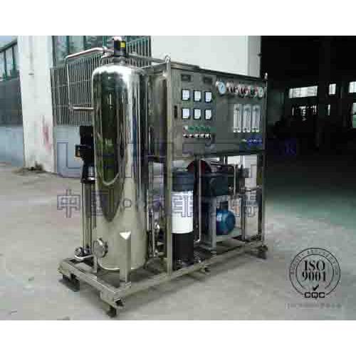 4吨海水淡化纯水设备