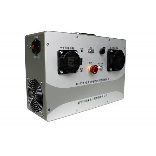 XL-A508交直流电动汽车简易模拟器