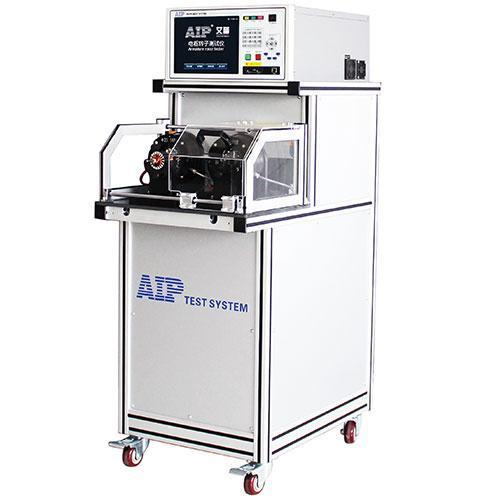 電機電樞轉子綜合測試系統