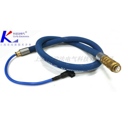 LCYVB4钢丝编织橡胶护套连接器