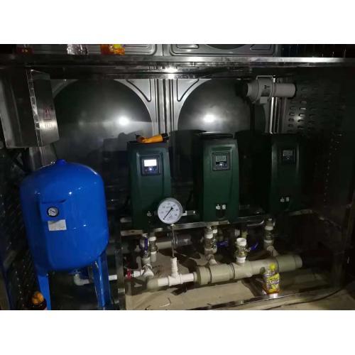 以自来水为水源的无负压供水设备