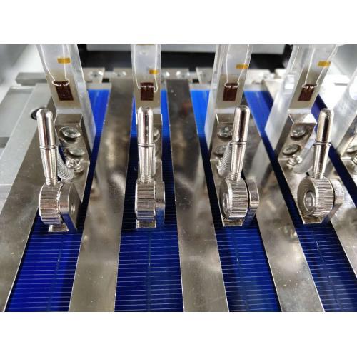 五工位电池片拉伸测试仪