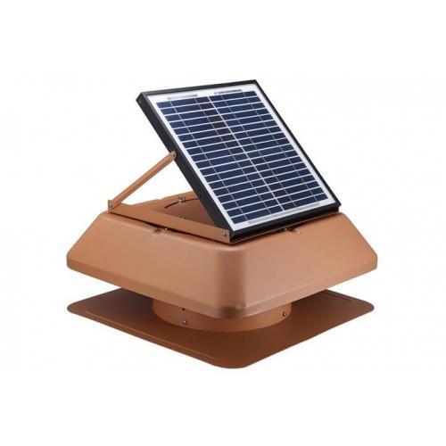 太阳能屋顶通风排气扇