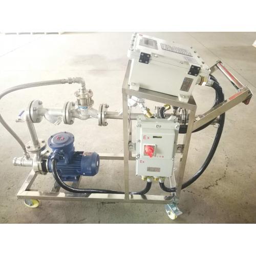 液体定量装桶计量泵