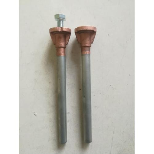 埋入式杂散电流连接铜端子