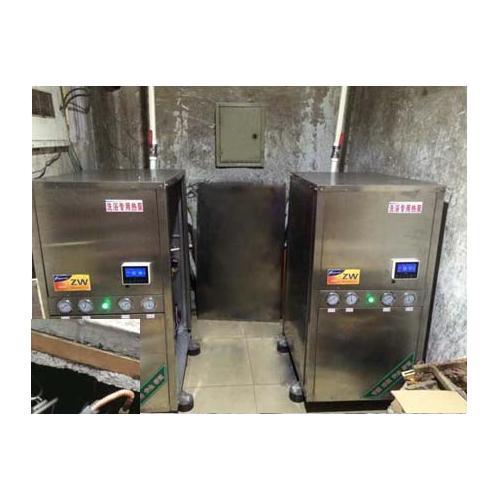 废水余热回收系统