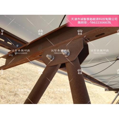 耐候钢镀镁铝锌支架及型材