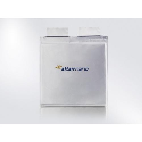 软包钛酸锂电池