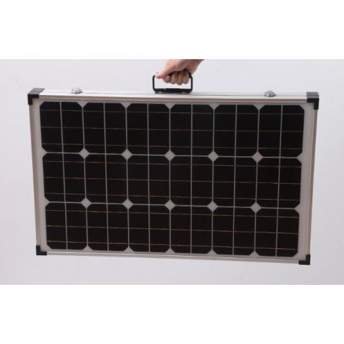 200W折疊單晶太陽能板