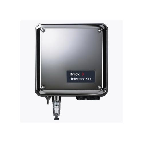 全自动pH测量清洁和校准系统