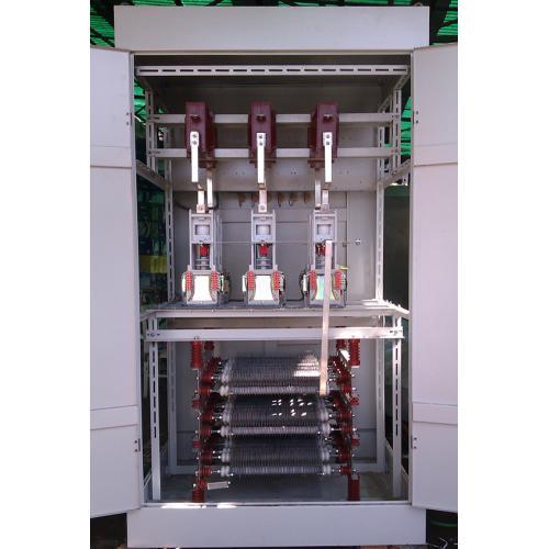 柴油机组中性点接地电阻柜