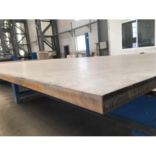 焦炭坩埚炉不锈钢复合板
