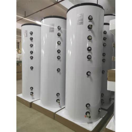 燃氣壁掛爐單盤管換熱水箱
