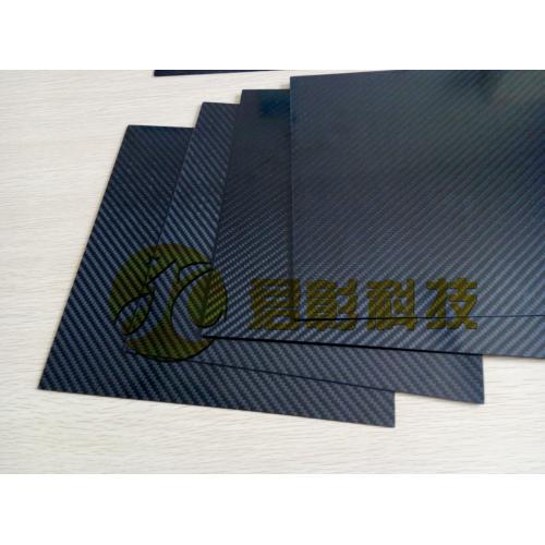 批发模压3K碳纤维板子