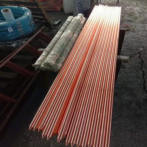 銅包鋼接地棒