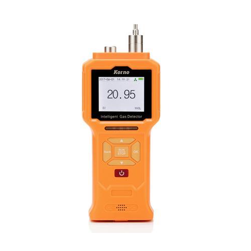 泵吸式过氧化氢检测仪
