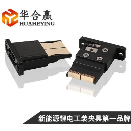 聚合物电池自动线化成夹具
