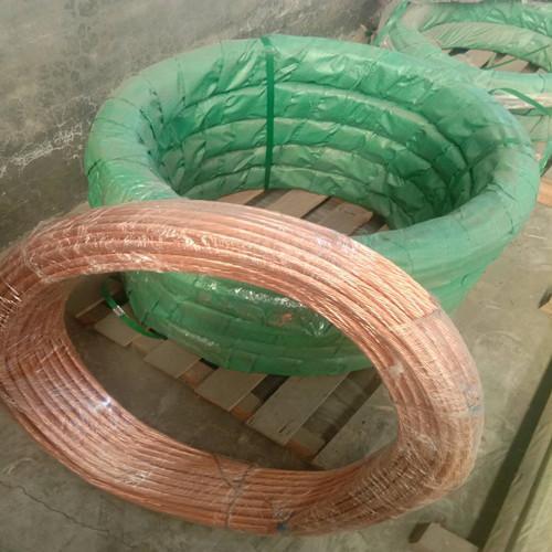 銅包鋼絞線