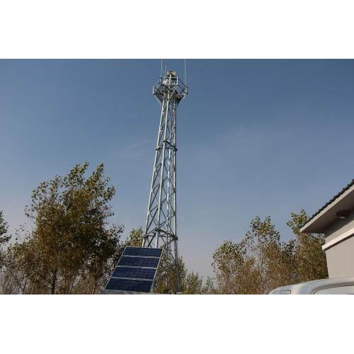 太阳能无线视频监控系统