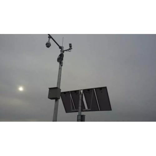 无线视频监控太阳能供电系统