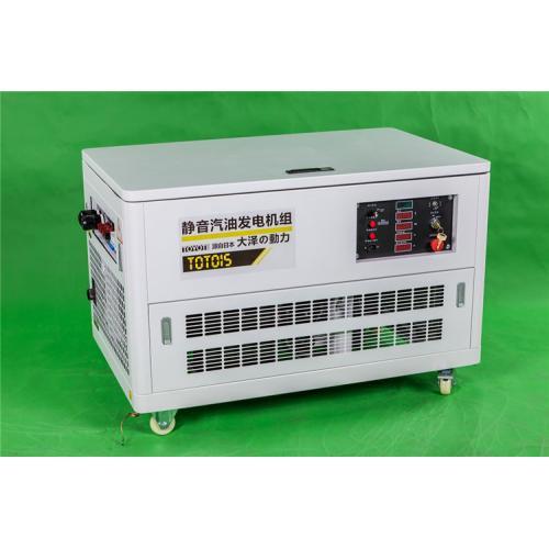 便携式15千瓦汽油发电机组