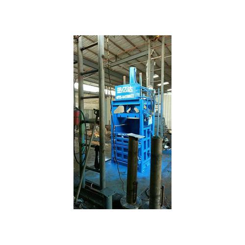 40噸包裝廢品壓縮打包機