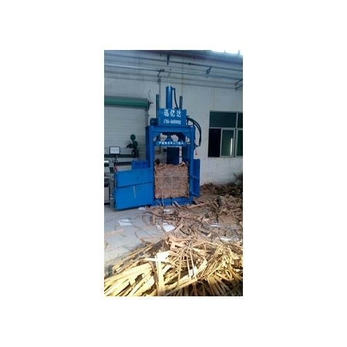 立式液壓廢品壓包機